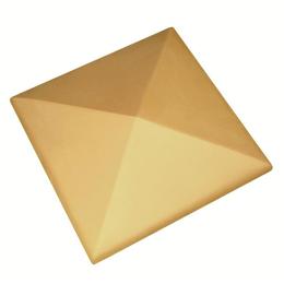 Элементы забора CRH Желтый