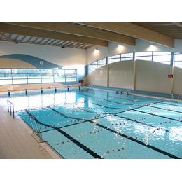 Плитка для бассейнов Interbau Blink Общественный спортивный бассейн крытого типа