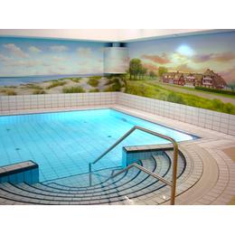 Плитка для бассейнов Interbau Blink Бассейн в гостинице