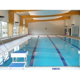 Плитка для бассейнов Interbau Blink Школьный бассейн в Вальтропе