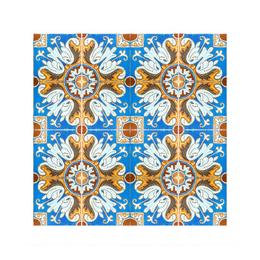 Напольная плитка FCB Azuro ручная работа, глазурованная