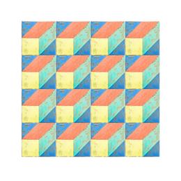 Напольная плитка FCB BOXES No. 1 ручная работа, глазурованная