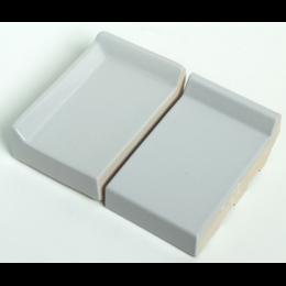 Клинкерный подоконник St.Joris Светло-серый глазурованный