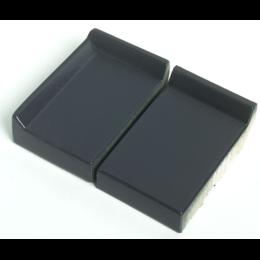 Клинкерный подоконник St.Joris Глазурованный темно-серый