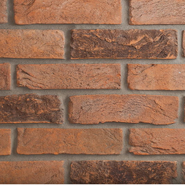 Екатеринославский кирпич ручной формовки Микс таврический и таврический темный