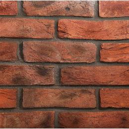 Екатеринославский кирпич ручной формовки Микс Сливовый и сливовый ньюанс