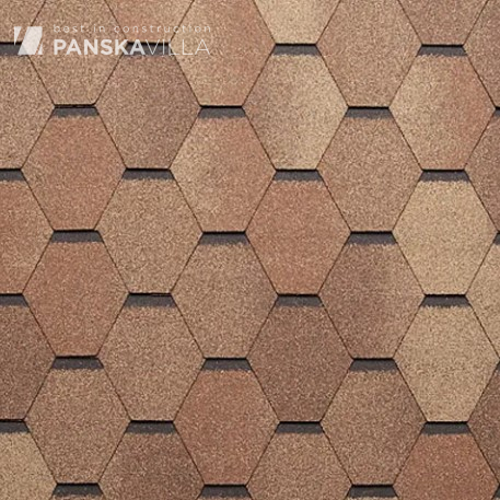 Битумная черепица Tegola Super Mosaic (Супер Мозаика)