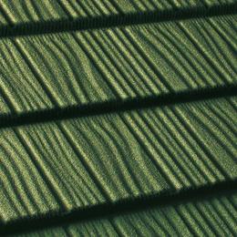 Композитная черепица Queentile shake green