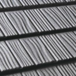 Композитная черепица Queentile shake grey