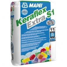 Клей для плитки MAPEI Keraflex Extra S1